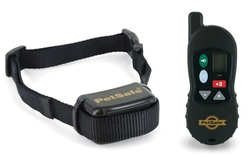 the vibrating dog collar is pick 2