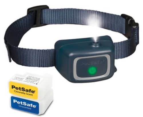 citronella collars are our third choice
